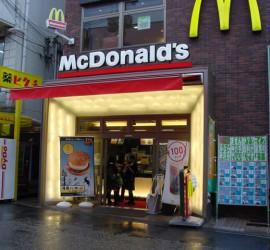 施工写真-マクドナルド関西大学前店