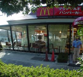 施工写真-マクドナルド中島新町店