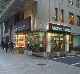 施工写真-マクドナルド新岐阜駅前店