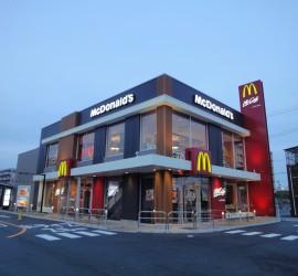 施工写真-マクドナルド23号浜田町店