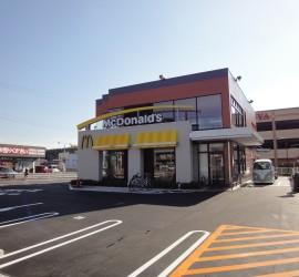 施工写真-マクドナルド248可児店