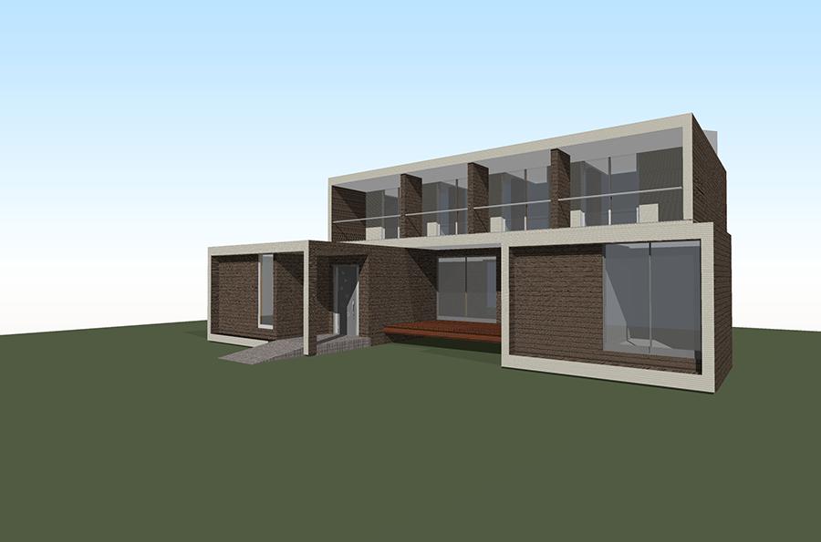 建設計画 一般住宅 H邸