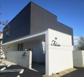 施工例 店舗建築 イタリアンレストランFelicita